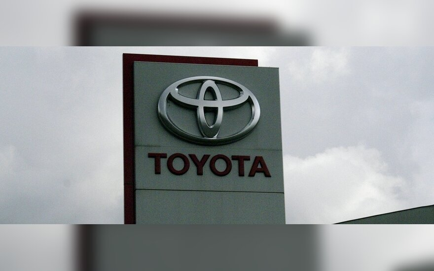 """""""Toyota Baltic"""" neatmeta galimybės, kad gali sutrikti automobilių tiekimas"""