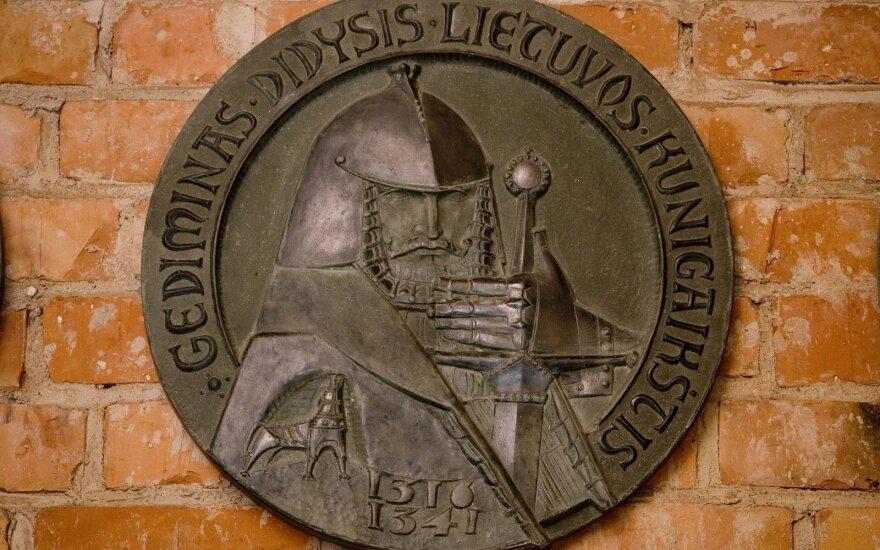 Lietuvos didysis kunigaikštis Gediminas