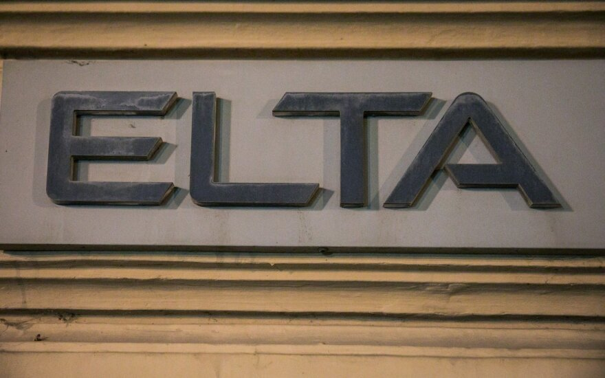 Tomkus sells 80 pct stake in Lithuanian news agency ELTA