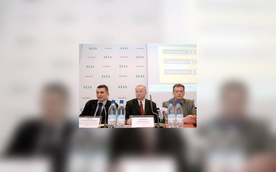 V.Valentinavičius, Z.Vaigauskas ir R. Lopata