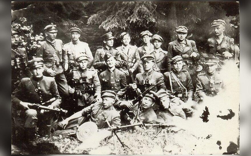 Spraudės partizanų būrys
