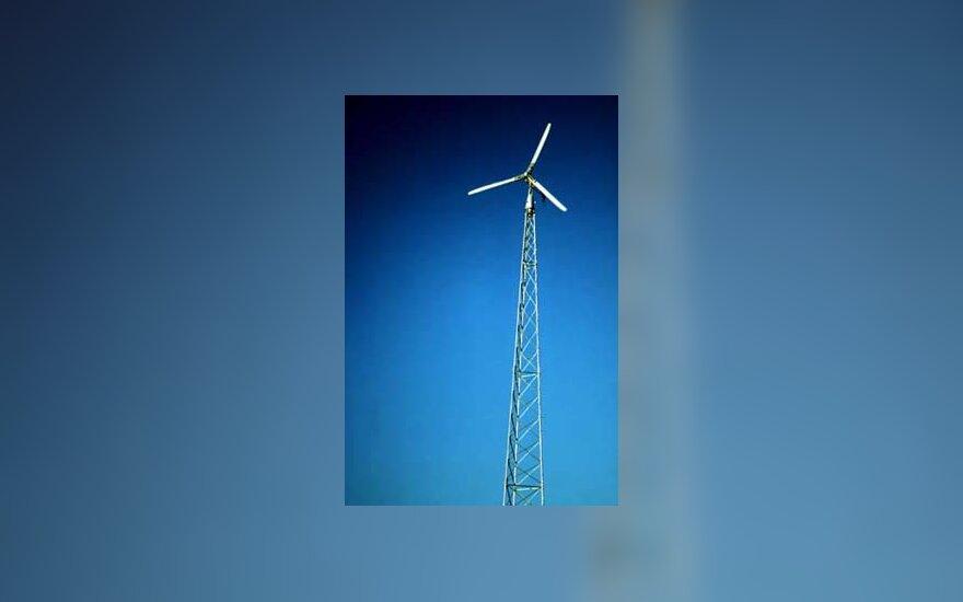 Vėjo elektrinė