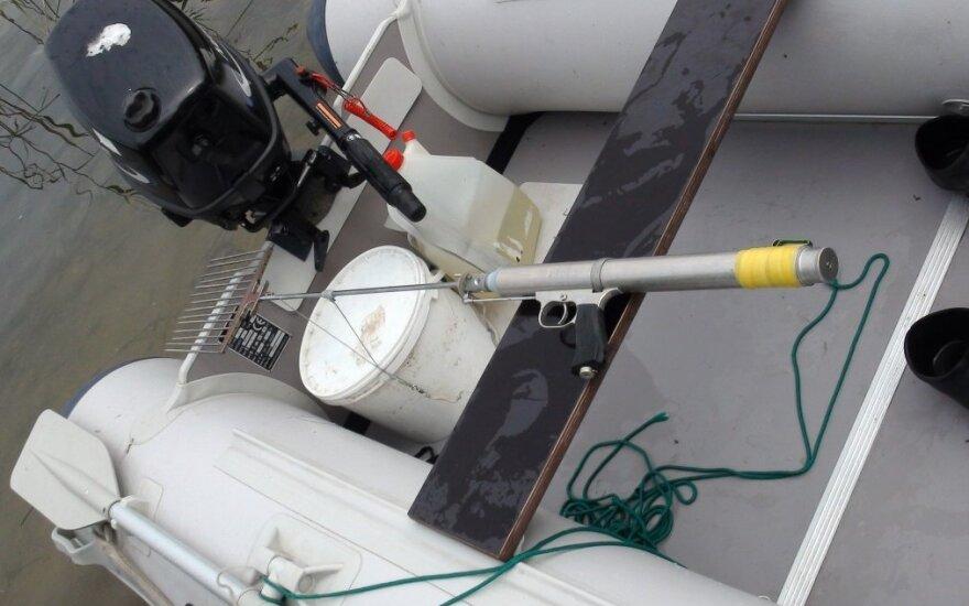 Povandeninės žūklės šautuvas