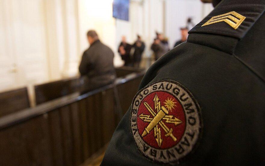 Sausio 13-osios byloje – kaltinamojo G. Ivanovo apklausa