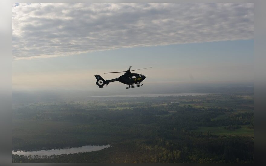 Lithuanian military receives second Eurocopter