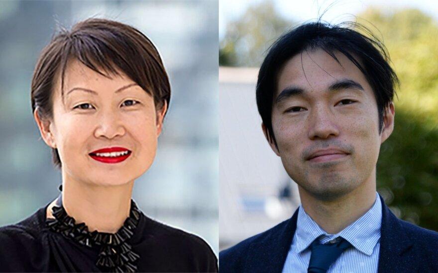 Oksana Pak, Tomoyuki Hashimoto