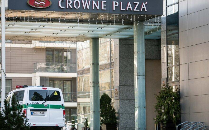 Į namus iš karantino Vilniaus viešbučiuose apie pusę žmonių išvykti nebenori