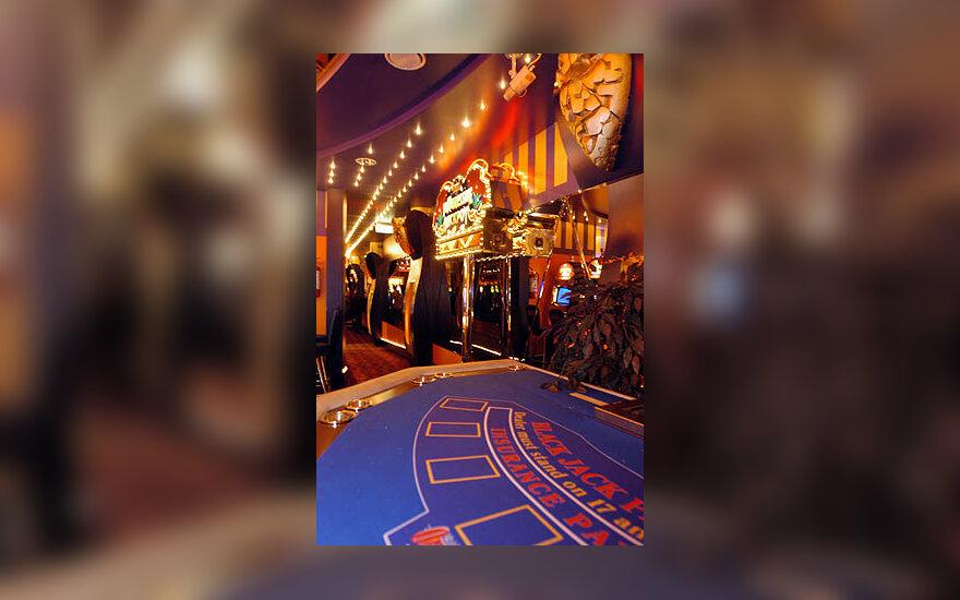 """""""Olympic Casino"""" lošimo namai"""