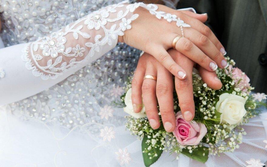 Pasidalino laimingos santuokos receptu – įkvėpė sūnaus nusistebėjimas