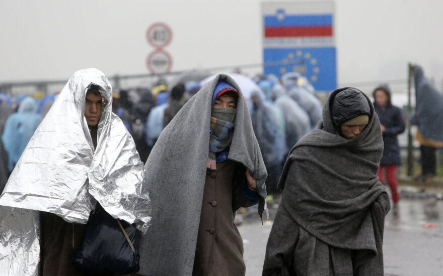Experts slam Lithuania's refugee selection criteria