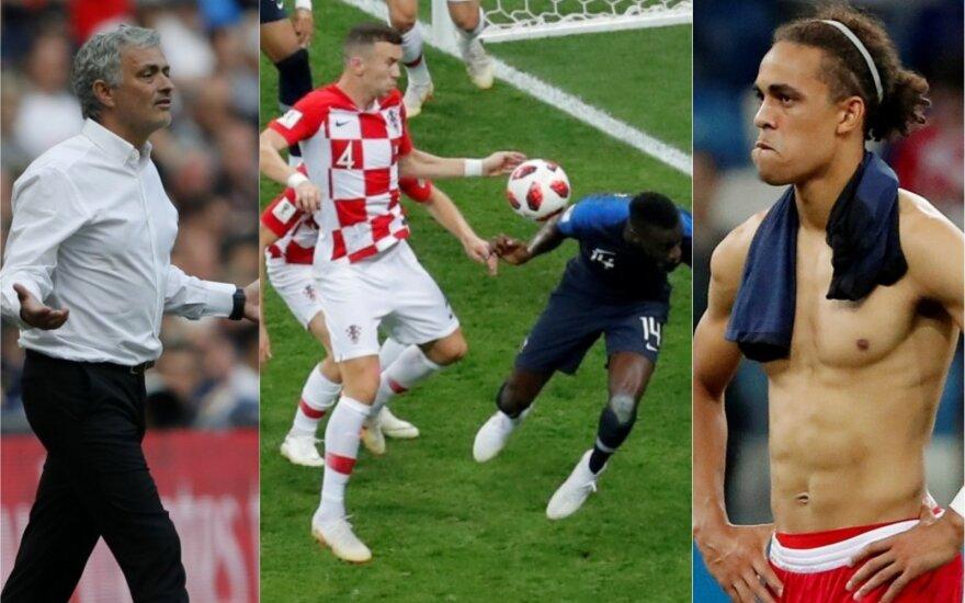Jose Mourinho, Ivanas Perišičius, Yussufas Poulsenas
