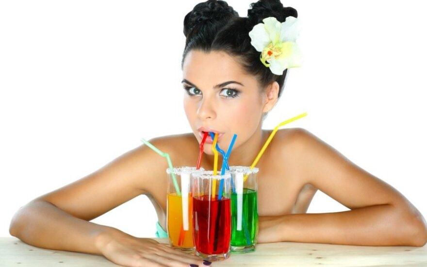 5 mitai apie vaisvandenius