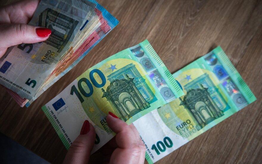 Siūloma leisti valstybės įmonėms per krizę mokėti mažesnes pelno įmokas