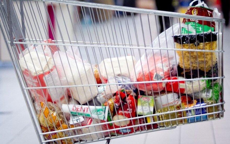 Didiesiems prekybos tinklams – tūkstantinės baudos už vartotojų klaidinimą