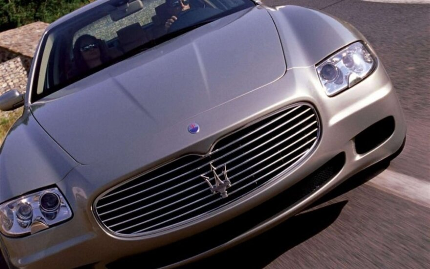 Maserati Quattroporte (2004 m.)
