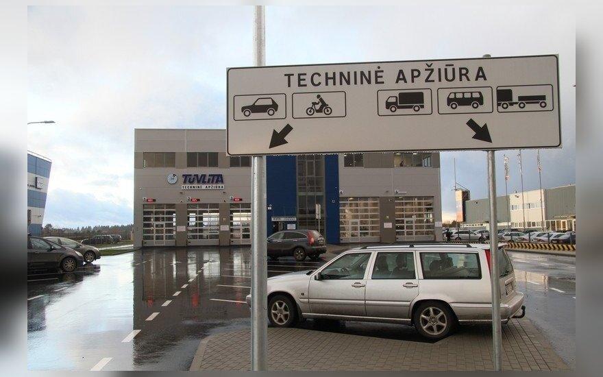 Techninės apžiūros centras Avižieniuose