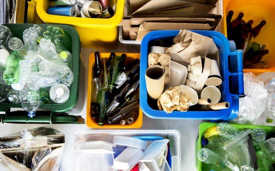 Surūšiuotos atliekos