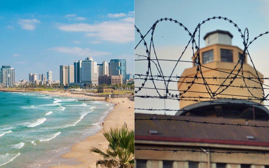 Izraelyje atostogas planavusi pora pateko į kalėjimą: tegul tai bus pamoka kitiems lietuviams