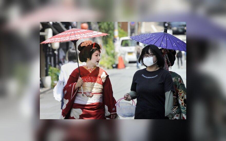 Japonai gyvena ilgiausiai