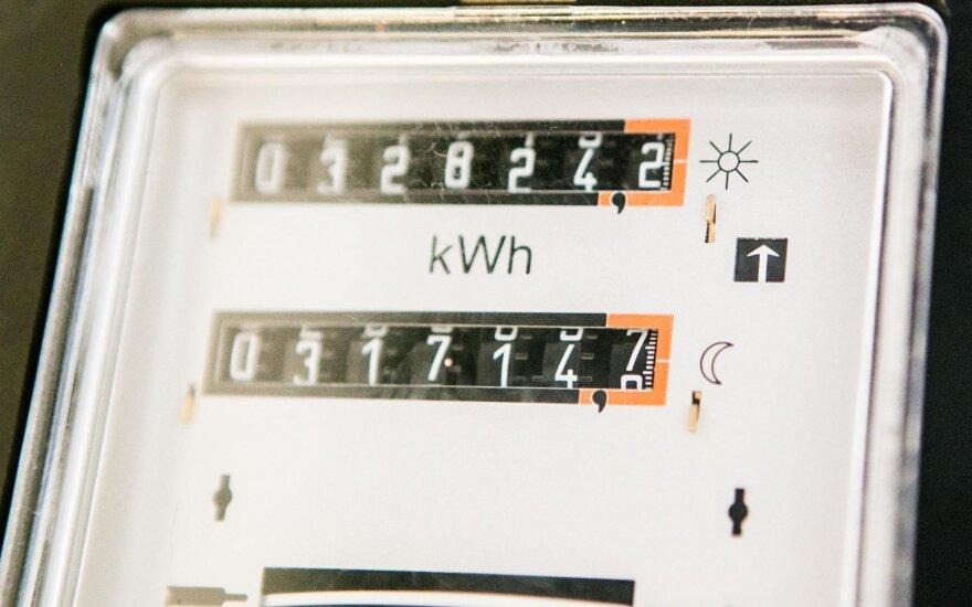 Цена на электроэнергию в Литве выросла на 14%
