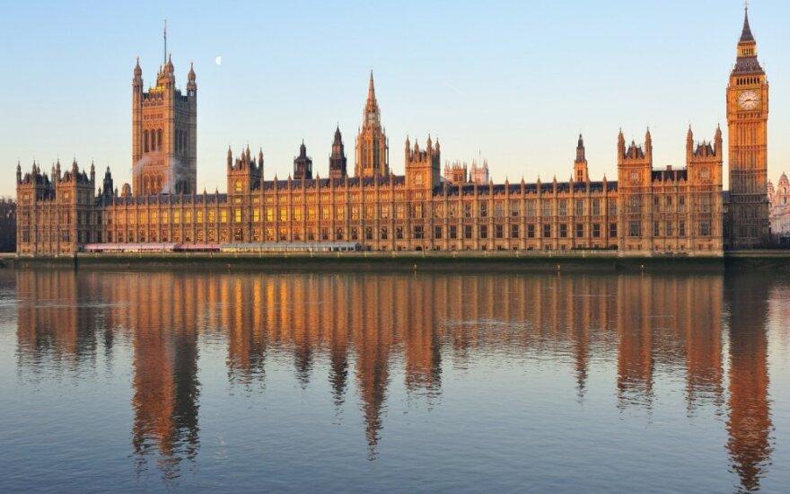 Britų parlamentas