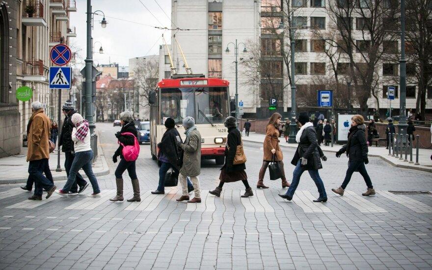 Europa imasi nelygybės: Lietuvai – negarbinga pozicija