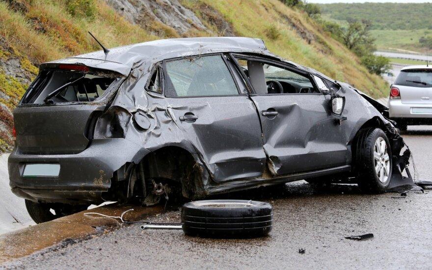 Ištyrė, kurie automobiliai į avarijas patenka dažniausiai, – karūna teko visai ne BMW