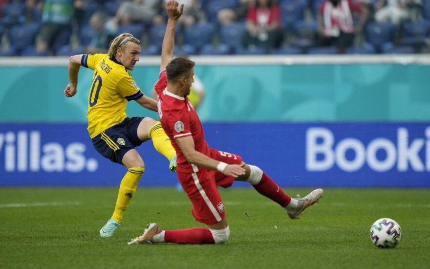 Švedija - Lenkija