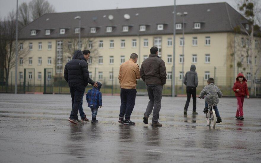 Pabėgėlių stovykloje Vokietijoje dirbančio gydytojo įrašas sukrėtė tūkstančius žmonių