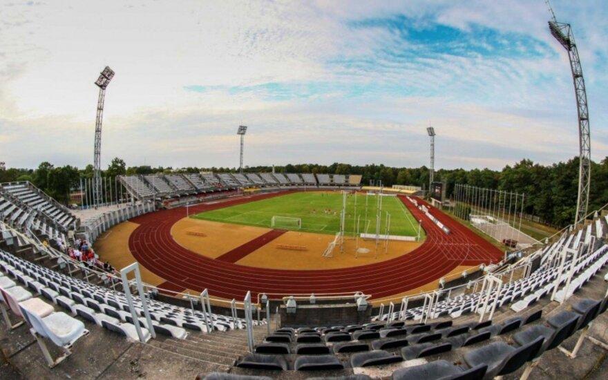 Kliūčių nebeliko: Turkijos kompanija imasi Dariaus ir Girėno stadiono projekto