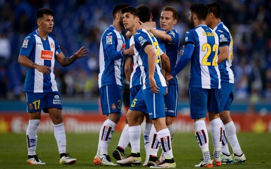 """Espanyol"" futbolininkai"