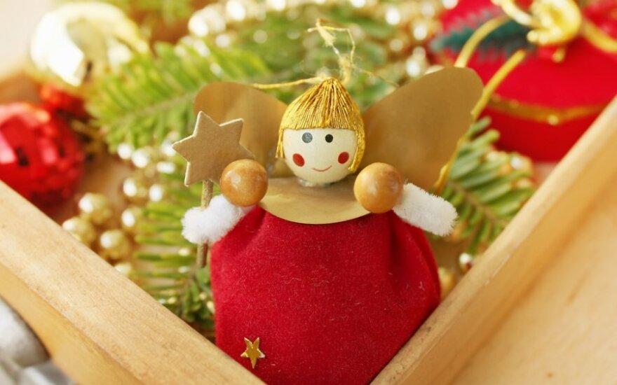 Įdomūs istoriniai faktai apie kalėdinius papuošimus
