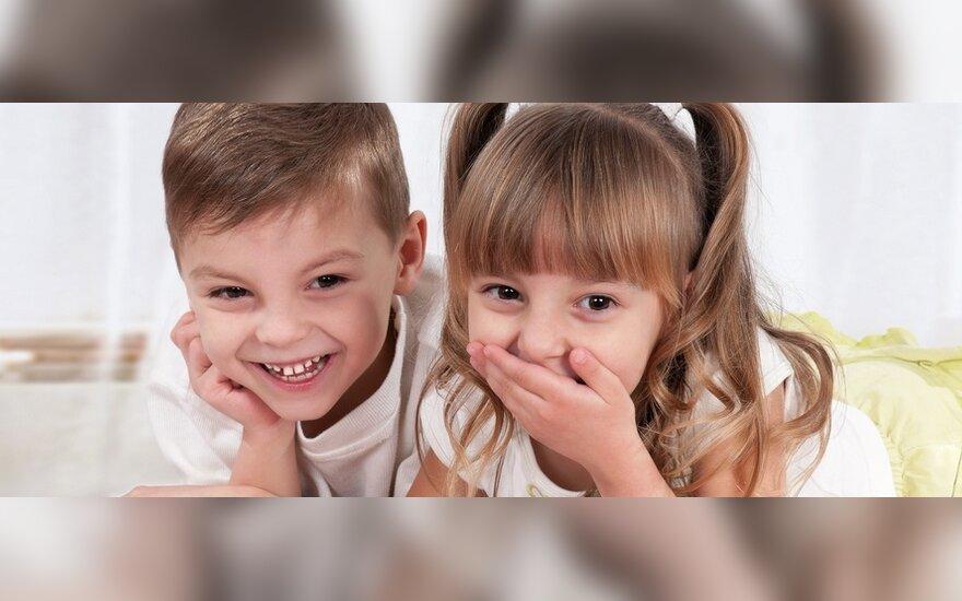 Vingiuotas knygos kelias į vaikų širdis II