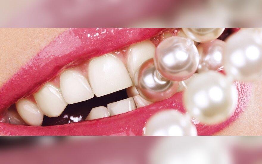 Pas odontologą gena tik danties skausmas