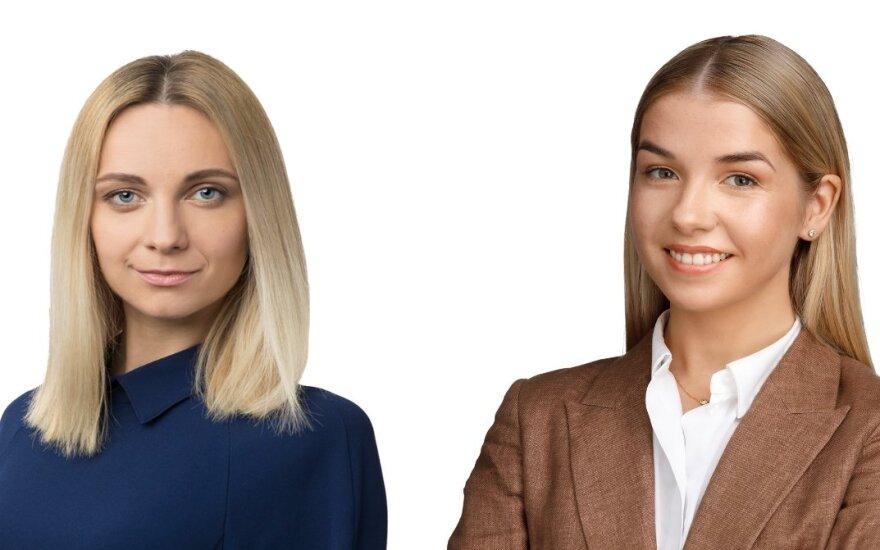 Brigita Ruibyte ir Rūta Armonė
