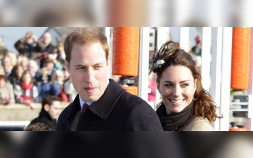 Princo Williamo ir K.Middleton vestuvės: milijonų viltys ir milijardai
