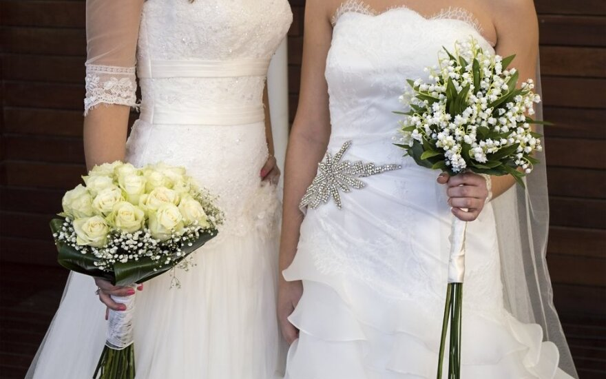 24 percent of Lithuanians approve same-sex marriage