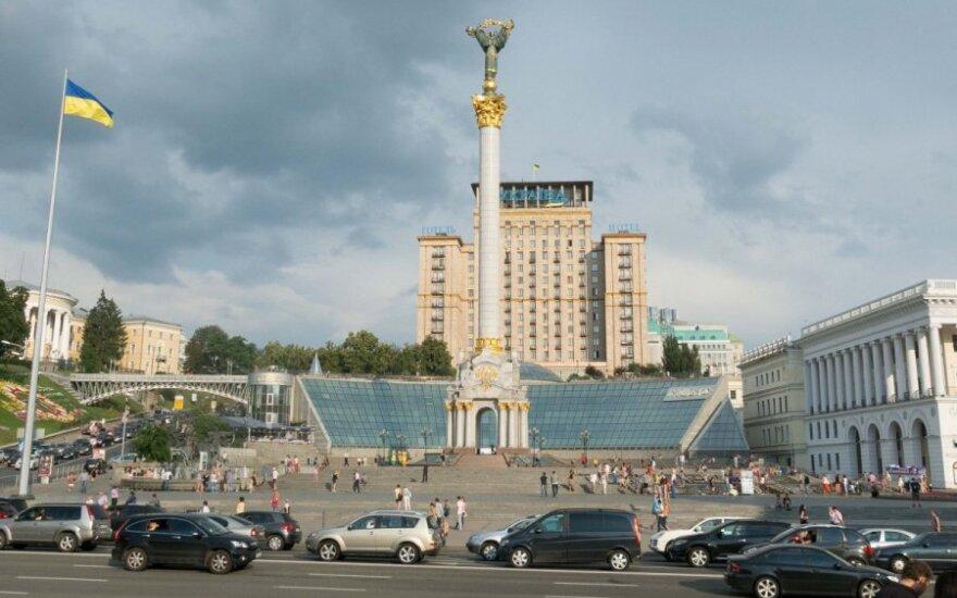 Ukraina nepasirengusi pasirašyti sutarties su ES
