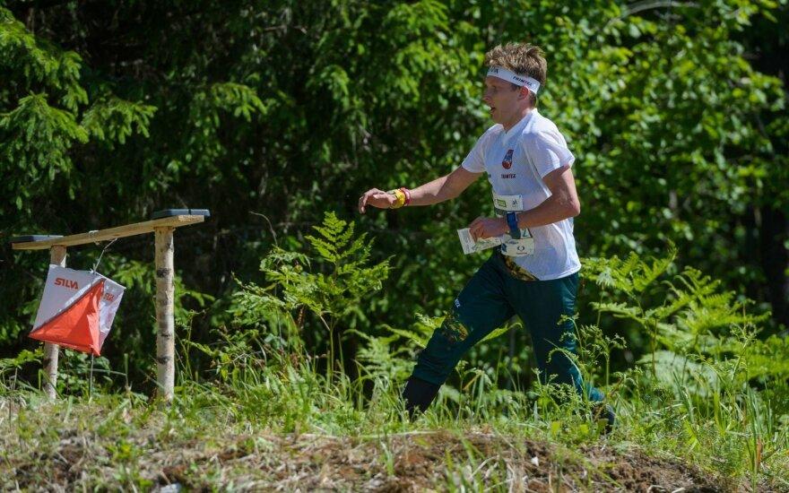 Jonas Vytautas Gvildys / Foto: Lietuvos orientavimosi sporto federacija