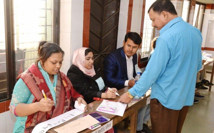 Rinkimai Bangladeše