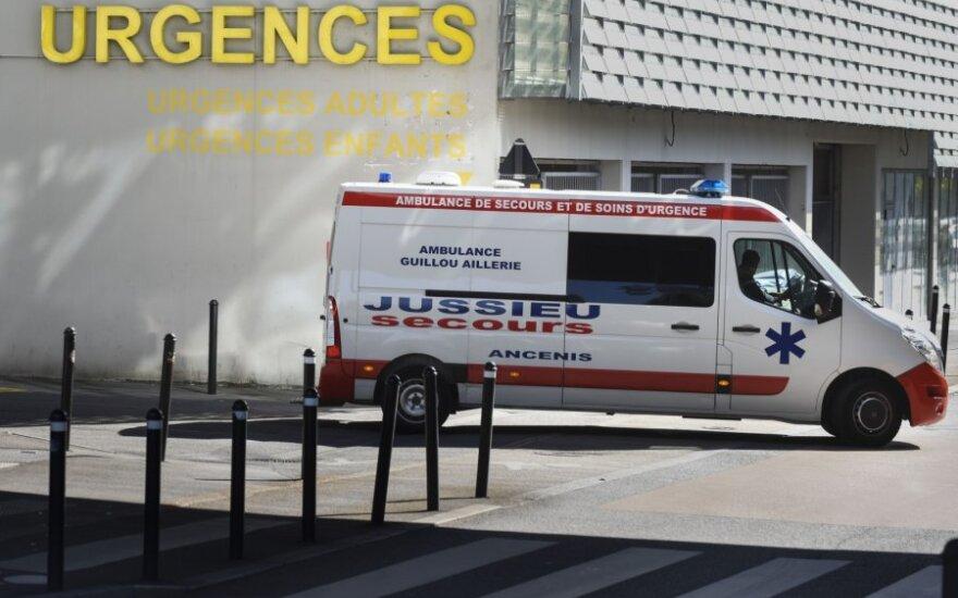 Greitoji pagalba, Prancūzija