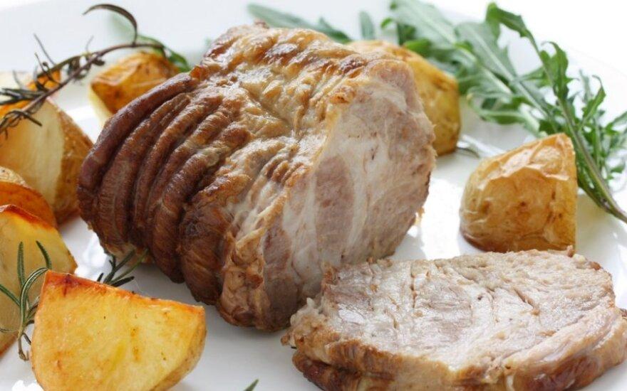 Kaip skaniai iškepti mėsą, žuvį ir daržoves
