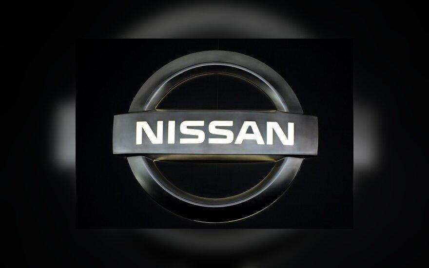 """Nissan"" planuose – 10 proc. ""AvtoVAZ"" akcijų"