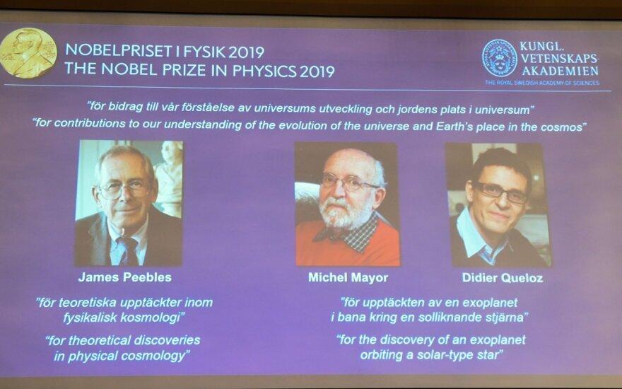 Nobelio fizikos premijos laureatai