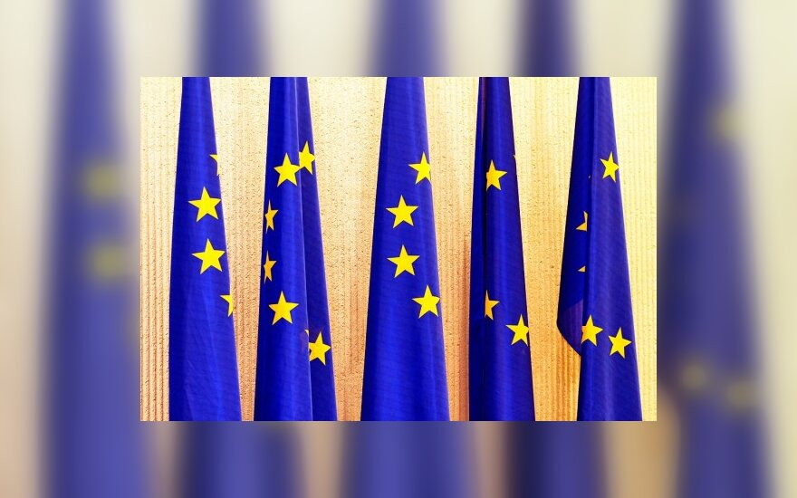 """The Times"": ES iš sąjungos virsta federaline valstybe"