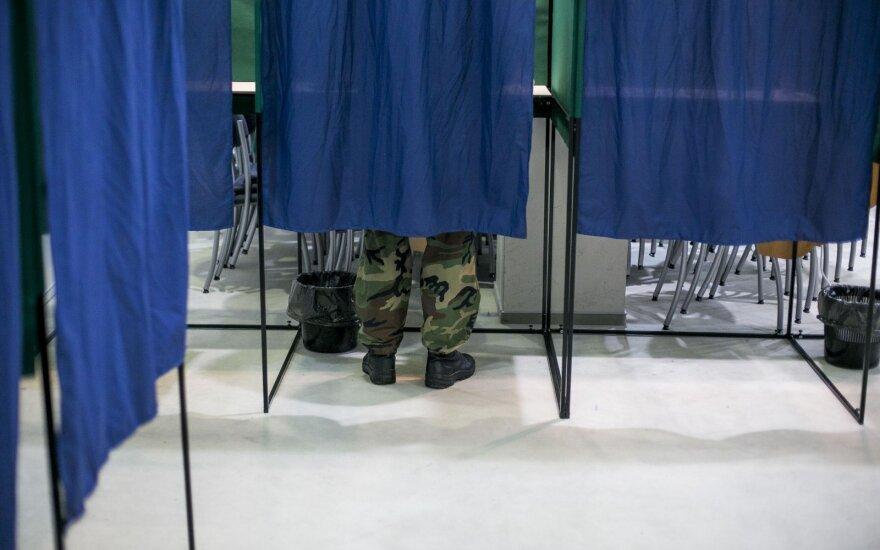 Laukiant rinkimų: kas šiemet kitaip nei prieš 4 m.