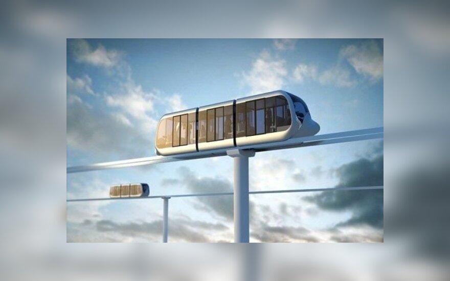 Šiauliuose norima įkurti styginio transporto testavimo bazę