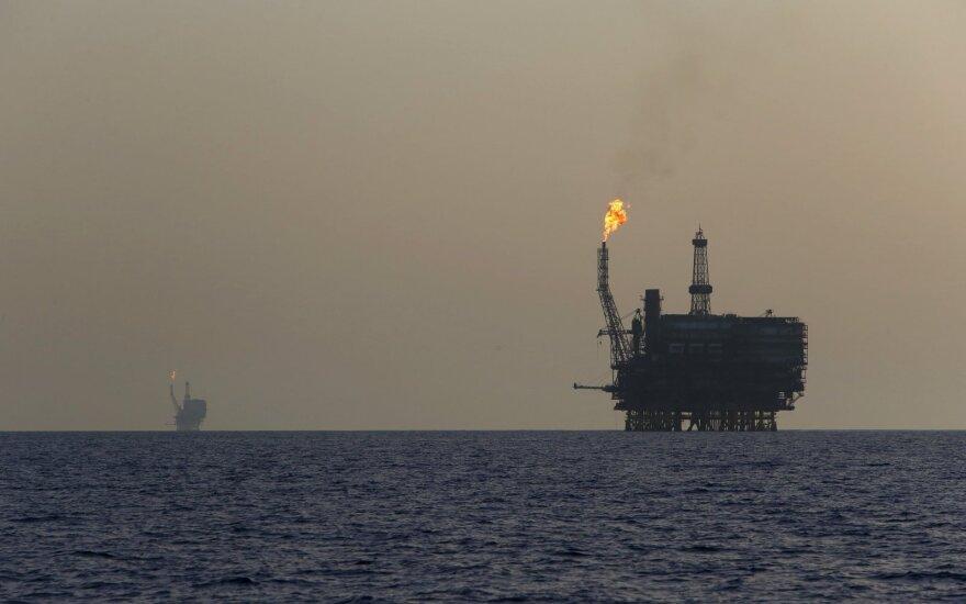 Naftos kainas aukštyn kelia situacija Irane ir Venesueloje