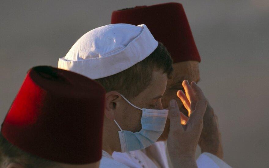 Egipte per gaisrą ligoninėje žuvo septyni koronaviruso pacientai