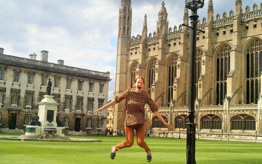 Sėkmės istorija: kaip įstoti į Kembridžo universitetą
